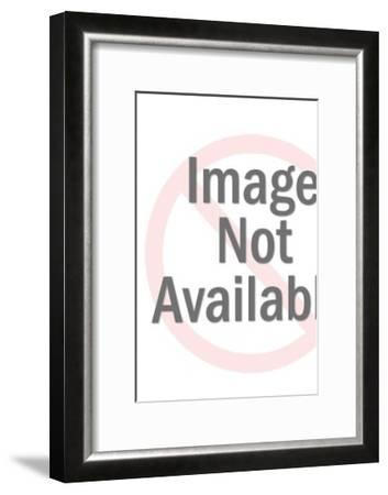 Two Cats-Pop Ink - CSA Images-Framed Photo