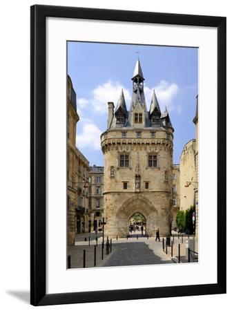 Porte Cailhau, Bordeaux, UNESCO World Heritage Site, Gironde, Aquitaine, France, Europe-Peter Richardson-Framed Photographic Print