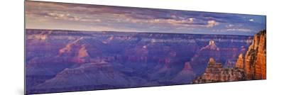 South Kaibab Trailhead Overlook, South Rim, Grand Canyon Nat'l Park, UNESCO Site, Arizona, USA-Neale Clark-Mounted Photographic Print
