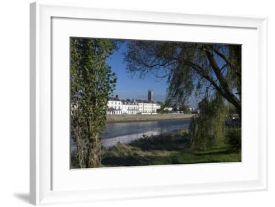 River Taw, Barnstaple, North Devon, England, United Kingdom, Europe-Rob Cousins-Framed Photographic Print