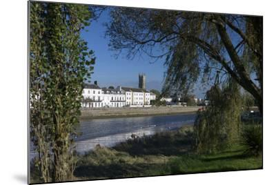 River Taw, Barnstaple, North Devon, England, United Kingdom, Europe-Rob Cousins-Mounted Photographic Print