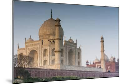 The Taj Mahal Seen from the Banks of the Yamuna River-Jonathan Irish-Mounted Photographic Print