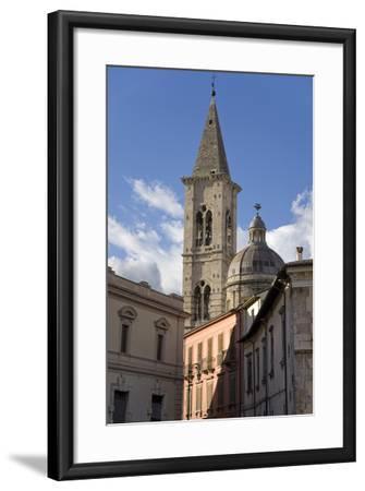 A Church in Sulmona, Italy-Scott S^ Warren-Framed Photographic Print