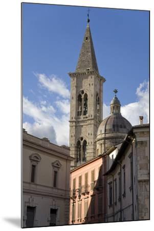A Church in Sulmona, Italy-Scott S^ Warren-Mounted Photographic Print