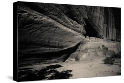 The Canyon De Chelly Anasazi Ruins-Ben Horton-Stretched Canvas Print