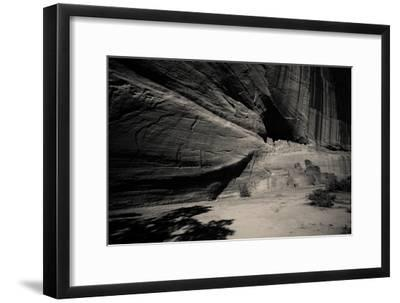The Canyon De Chelly Anasazi Ruins-Ben Horton-Framed Photographic Print