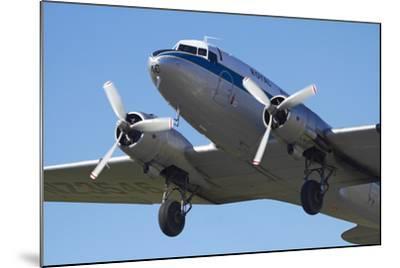 DC3 (Douglas C-47 Dakota), Airshow-David Wall-Mounted Photographic Print