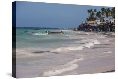 Market, Bavaro Beach, Higuey, Punta Cana, Dominican Republic-Lisa S^ Engelbrecht-Stretched Canvas Print