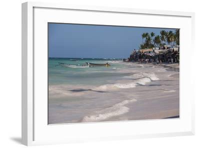 Market, Bavaro Beach, Higuey, Punta Cana, Dominican Republic-Lisa S^ Engelbrecht-Framed Photographic Print