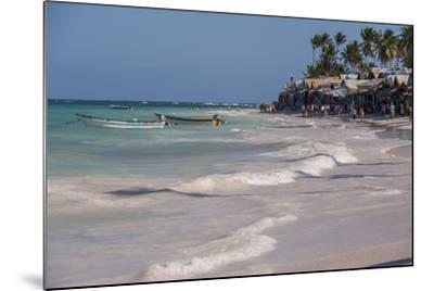 Market, Bavaro Beach, Higuey, Punta Cana, Dominican Republic-Lisa S^ Engelbrecht-Mounted Photographic Print