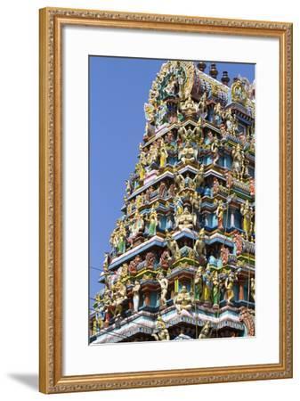 Hindu Temple in (Rangoon) Yangon, (Burma) Myanmar Photographic Print by  David R  Frazier | Art com