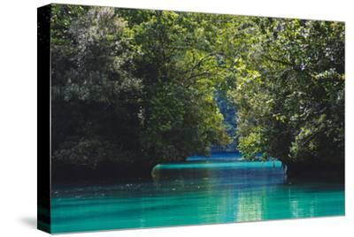Rock Islands, Palau-Keren Su-Stretched Canvas Print