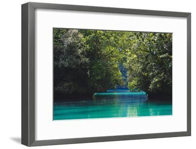 Rock Islands, Palau-Keren Su-Framed Photographic Print