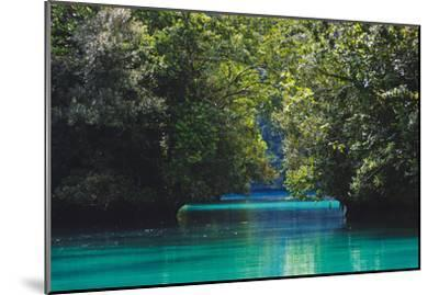Rock Islands, Palau-Keren Su-Mounted Photographic Print