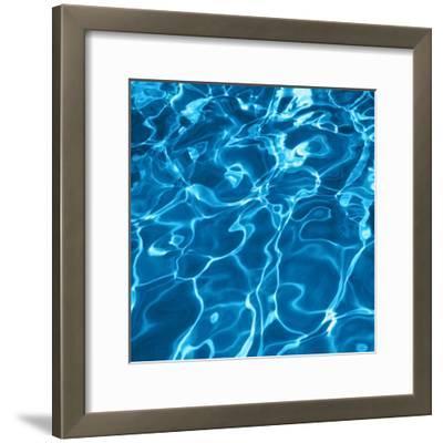 Pool 1-CJ Elliott-Framed Premium Photographic Print