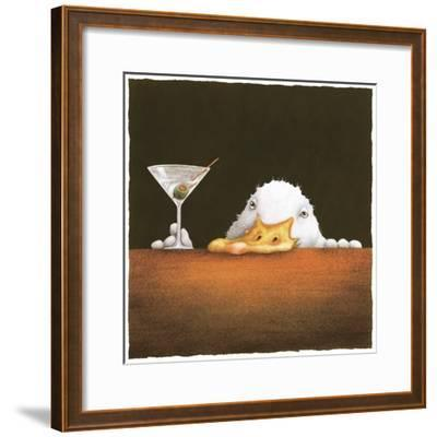 The Bar Bill-Will Bullas-Framed Premium Giclee Print