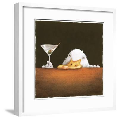 The Bar Bill-Will Bullas-Framed Premium Giclee Print