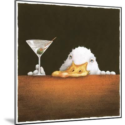 The Bar Bill-Will Bullas-Mounted Premium Giclee Print