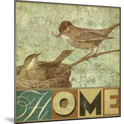 Home-Stella Bradley-Mounted Premium Giclee Print