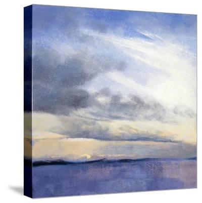 New Day I-Mary Calkins-Stretched Canvas Print