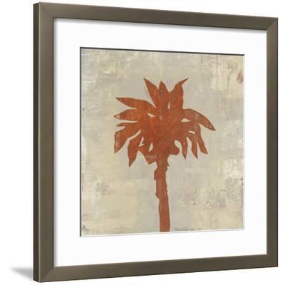 Coastal 3-David Dauncey-Framed Premium Giclee Print