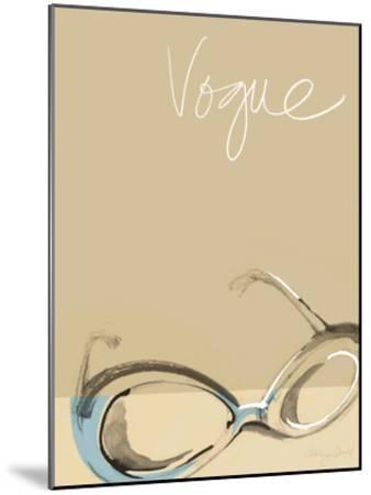 Vogue-Ashley David-Mounted Premium Giclee Print
