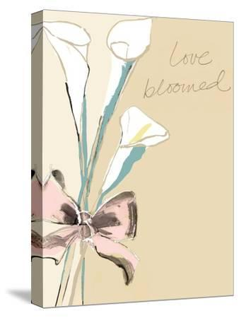 Love Bloomed-Ashley David-Stretched Canvas Print
