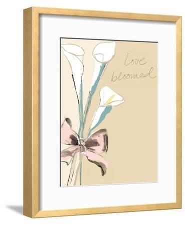 Love Bloomed-Ashley David-Framed Premium Giclee Print