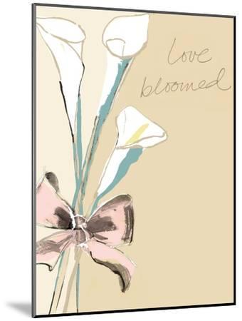 Love Bloomed-Ashley David-Mounted Premium Giclee Print