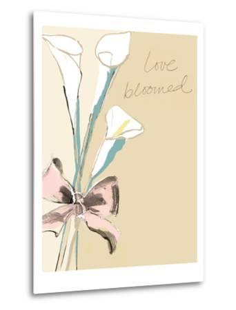 Love Bloomed-Ashley David-Metal Print