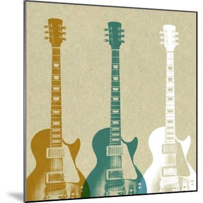 Guitars 3-Stella Bradley-Mounted Premium Giclee Print