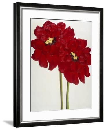 Red Splendor 2-Soraya Chemaly-Framed Premium Giclee Print