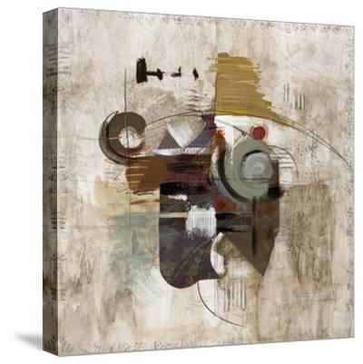 Unwound 1-Checo Diego-Stretched Canvas Print