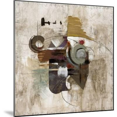 Unwound 1-Checo Diego-Mounted Premium Giclee Print