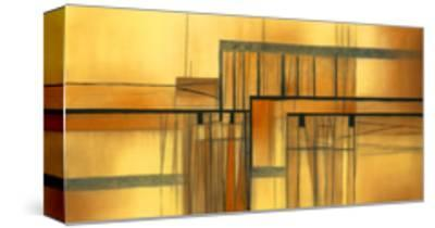 Art & Architecture-Gregory Garrett-Stretched Canvas Print
