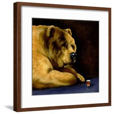 Band B-Will Bullas-Framed Premium Giclee Print