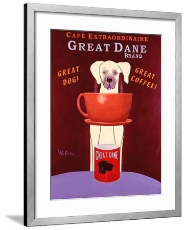 Great Dane Brand-Ken Bailey-Framed Premium Giclee Print