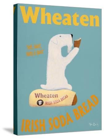 Wheaten Soda Bread-Ken Bailey-Stretched Canvas Print