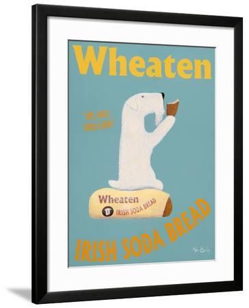 Wheaten Soda Bread-Ken Bailey-Framed Premium Giclee Print
