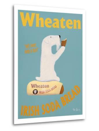 Wheaten Soda Bread-Ken Bailey-Metal Print