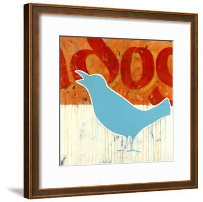 Blubird-Christopher Balder-Framed Premium Giclee Print