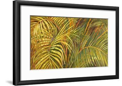 Tropical Light-Darrell Hill-Framed Premium Giclee Print