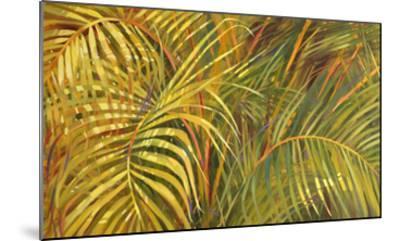 Tropical Light-Darrell Hill-Mounted Premium Giclee Print
