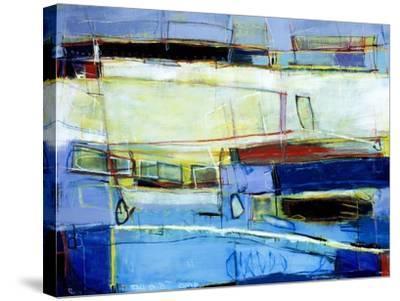 Locks-Ed Kranick-Stretched Canvas Print