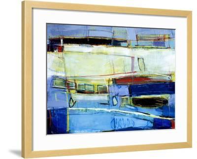 Locks-Ed Kranick-Framed Premium Giclee Print