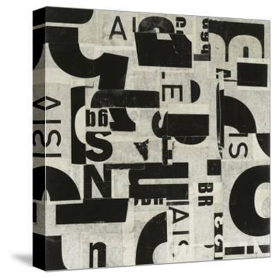 Randomness-JB Hall-Stretched Canvas Print