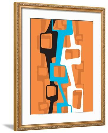 modu 4-Campbell Laird-Framed Premium Giclee Print