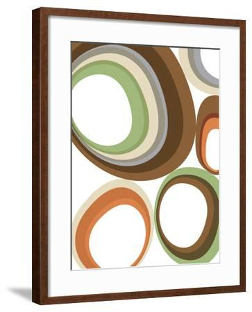 Onoko No.7-Campbell Laird-Framed Premium Giclee Print