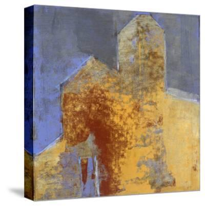 Painted Structure 8-Maeve Harris-Stretched Canvas Print