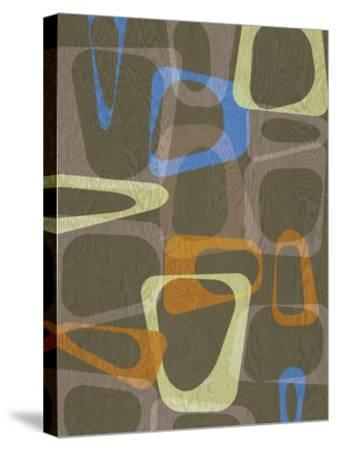 Modu No.43-Campbell Laird-Stretched Canvas Print